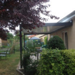 Pergolas toit orientable